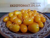Томат «Финик Желтый»