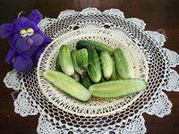 Cucumber 'Isadora'